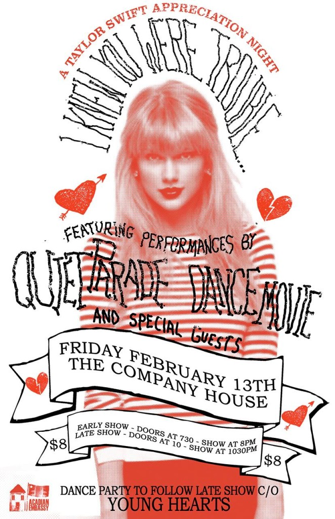 TaylorSwift-2Shows-Poster